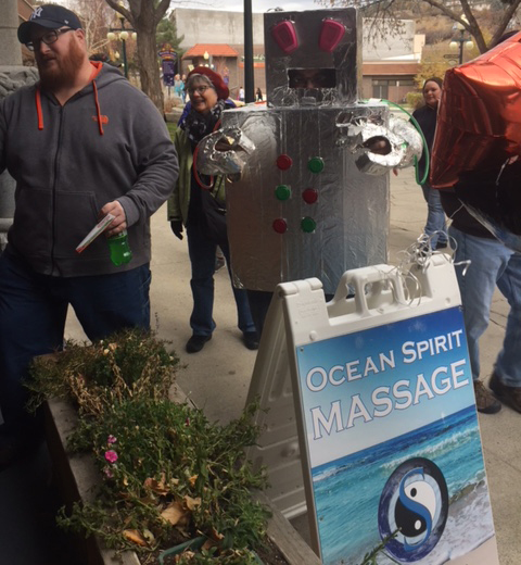 Ocean Spirit Massage